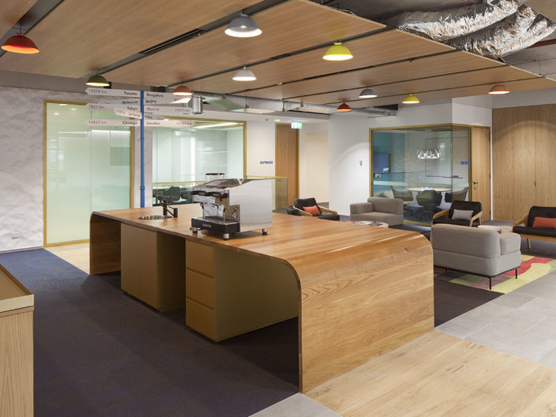 LinkedIn Sydney Office