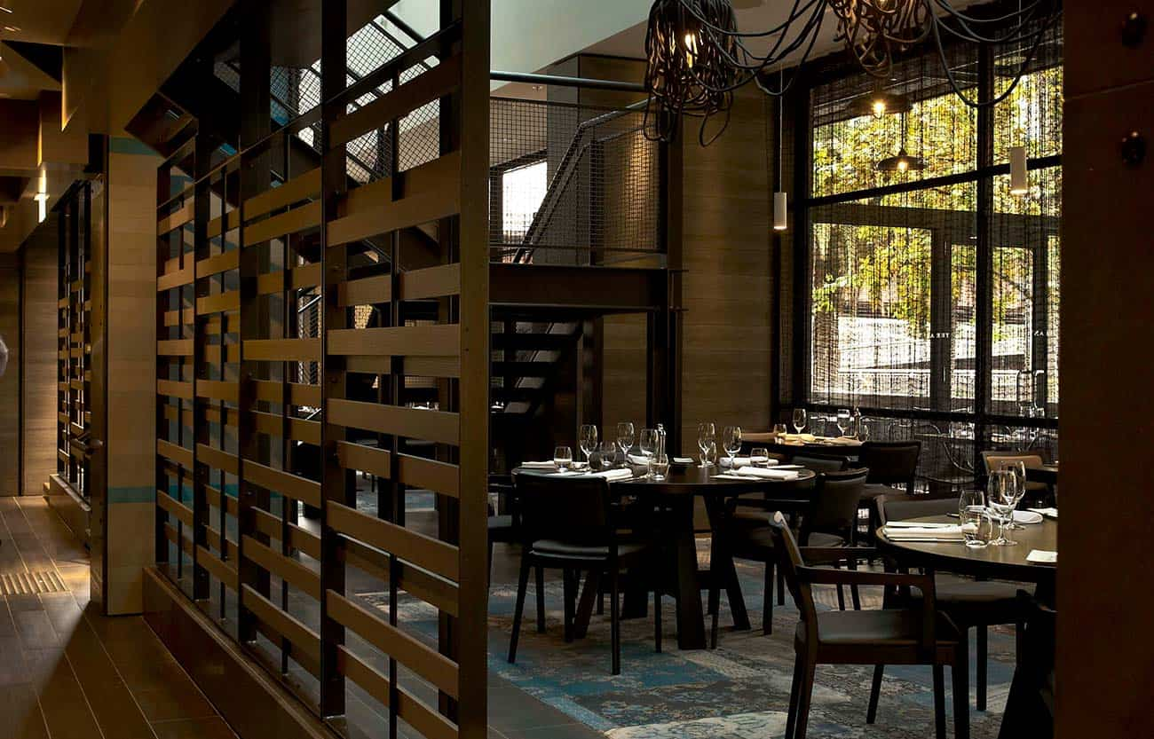 Atlantic Restaurant Restaurant Joinery Melbourne