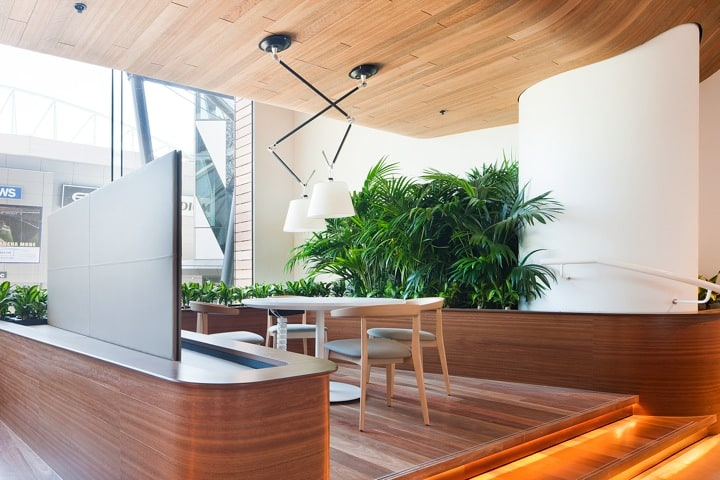 Prima Architectural Joinery for Medibank Office