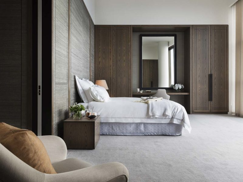 Bedroom Joinery for Prima Tower Penthouse